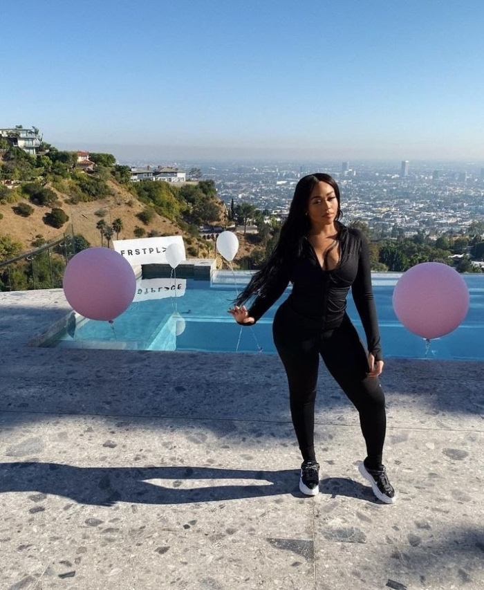 Jordyn Woods On Redefining Success, Putting Herself First And How She Handles UnexpectedLosses